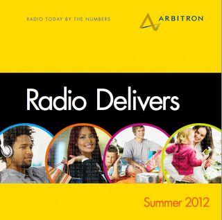 Radioby the numbers Arbitron2012